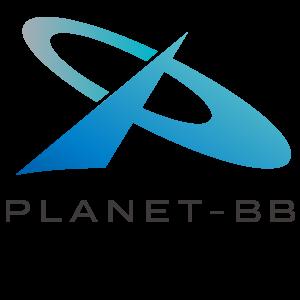 PLANET-BBロゴ